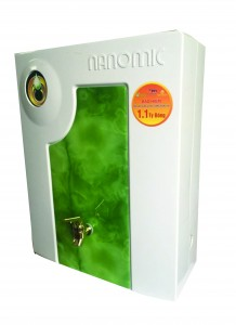 Máy lọc nước Nanomic 9 cấp lọc