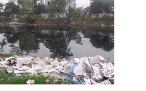 Ô nhiễm nguồn nước thực trạng đáng báo động