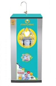 Máy lọc nước Nanomic 8 cấp lọc (kèm thùng inox cao cấp)