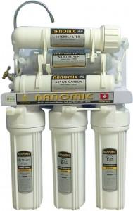 Máy lọc nước Nanomic 8 cấp lọc