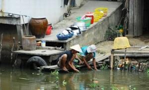200.000 ca ung thư mỗi năm do sử dụng nguồn nước ô nhiễm