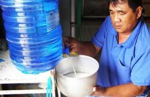 Bảo vệ sức khỏe gia đình trước nguồn nước sinh hoạt bị ô nhiễm!