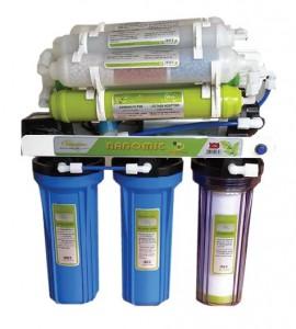 Máy lọc nước Ro Nanomic Công nghệ RO loại 9 cấp lọc