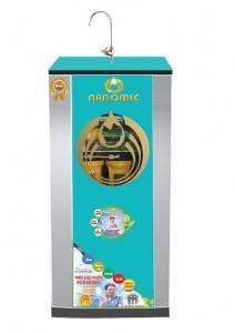 Máy lọc nước RO Nanomic 9 cấp (2 khóa) — RO 09.1