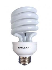 Bóng đèn thông minh khử mùi-khử khói Nanolight 26W