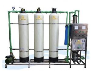 Máy lọc nước bán công nghiệp Nanomic 120-150lit/h. Mã sản phẩm: BCN 01