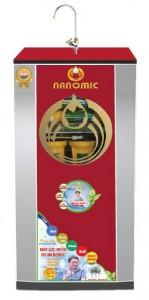 Máy lọc nước RO Nanomic 9 cấp lọc (1 khóa) — RO.09