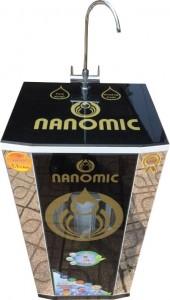 Máy lọc nước RO Nanomic vòi đôi NEW. Mã sản phẩm: RO 9 in 1 – 02