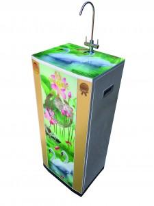 Máy lọc nước RO Nanomic 9 cấp vòi đôi ((NEW)) — RO 09.2