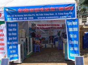 NANOMIC tham gia Hội chợ triển lãm Phát triển nông thôn sạch – liên kết bền vững