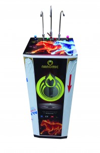 Máy lọc nước RO Nanomic tích hợp 3 vòi Nóng Lạnh Nguội ((NEW)) NLN